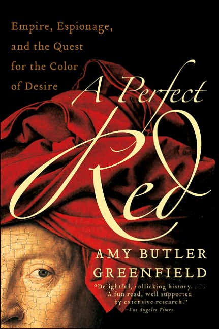 A Perfect Red - US Edition